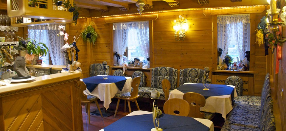 Albergo Genziana Bar